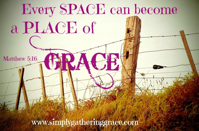 Growing In A Place Of Grace Simply Gathering Grace